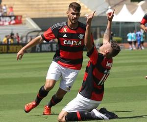 Corinthians x Flamengo, Final Copa SP Copinha 2016 (Foto: Agência Estado)