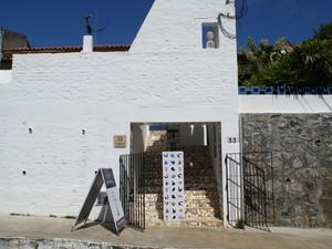 Entrada da 'Casa do Rio Vermelho' local que hoje é memorial, mas já foi morada de Zélia Gattai e Jorge Amado por quase 40 anos, em Salvador (Foto: Egi Santana/ G1 BA)