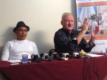 O diretor-executivo da Companhia Tihany, Richard Massone, considerou o acidente como uma fatlidade (Foto: Vanessa Navarro/RPC TV Londrina)