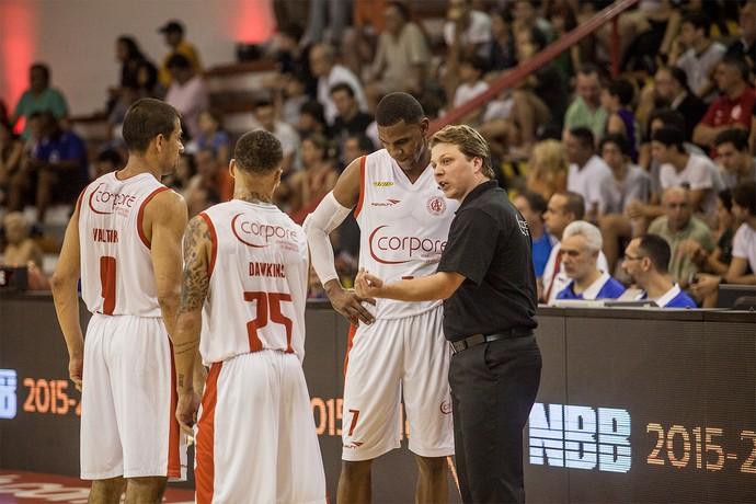 Paulistano Pinheiros basquete NBB (Foto: De lima Dubem/Divulgação)