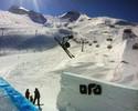 Sem falar português, esquiador de 16 anos leva o Brasil ao Mundial de slope