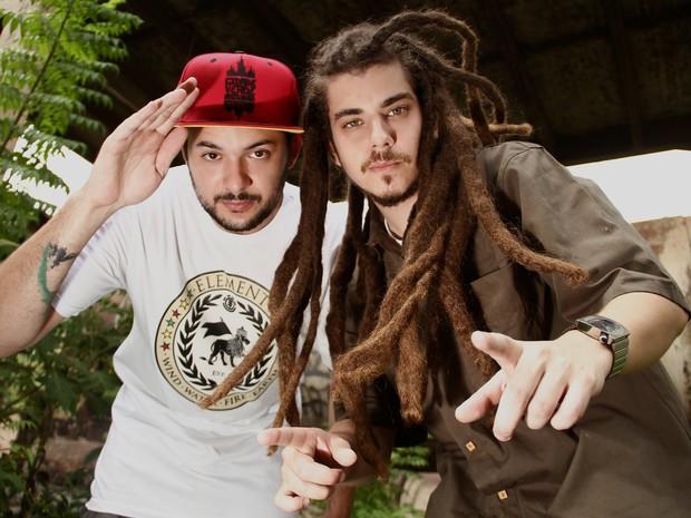 Duo exalta Jamaica em show (Foto: Divulgação / Sesc)