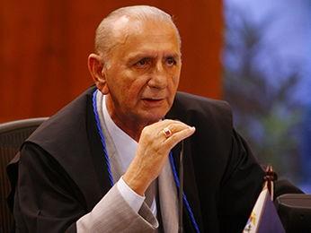 Ary Leite Campos, ex-presidente do TCE e ex-prefeito de Várzea Grande. (Foto: Marcos Bergamasco/TCE-MT)