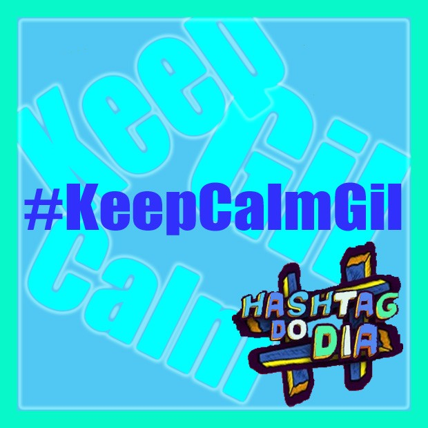 #HashtagDoDia: KeepCalmGil (Foto: Malhação/ TV Globo)