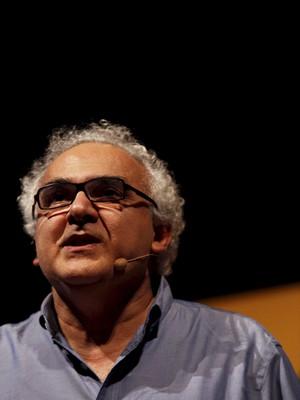 Milton Hatoum (Foto: André Teixeira / Agência O Globo)