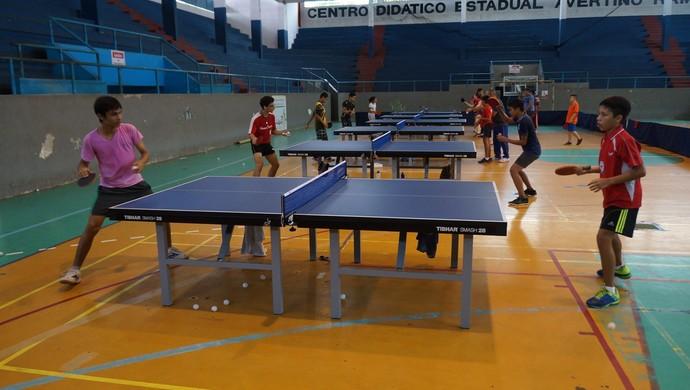 tenis; mesa; amapa (Foto: Divulgação/FTMAP)