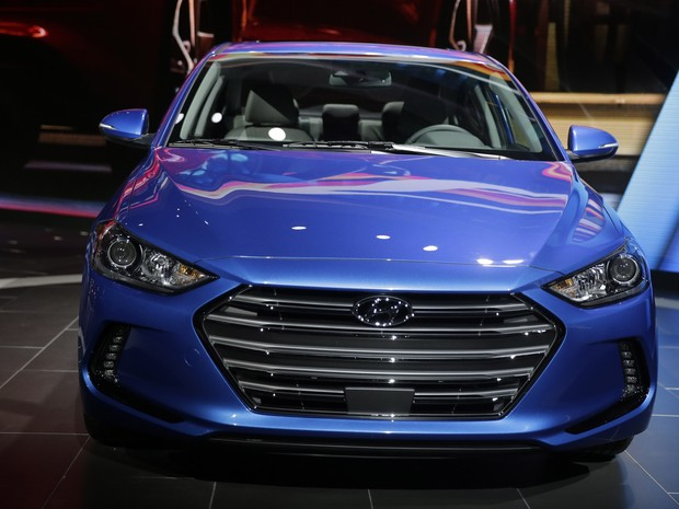 Hyundai Elantra (Foto: AP Photo/Chris Carlson)