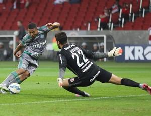 Internacional x Palmeiras Gabriel Jesus Alisson