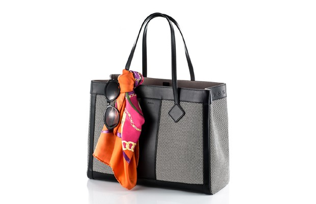 A bolsa Grand Tourista, criada pelo estilista Jason Wu para o hotel St. Regis (Foto: Divulgação)
