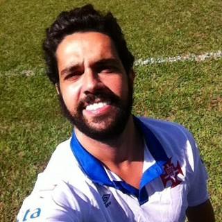 Marcelo Dinato, atacante da Portuguesa Santista (Foto: Divulgação/Portuguesa Santista)