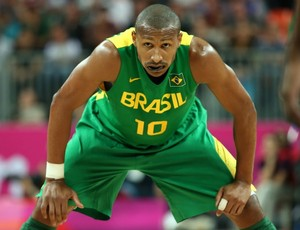 Leandrinho Basquete Brasil (Foto: Getty Images)