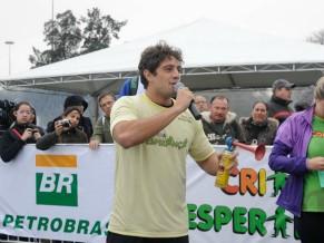 Rafael Cardoso (Foto: Euricles Macedo/RPC TV)