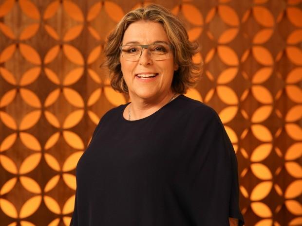 Barbara Gancia na nova temporada do 'Saia Justa' (Foto: Trcia Vieira)