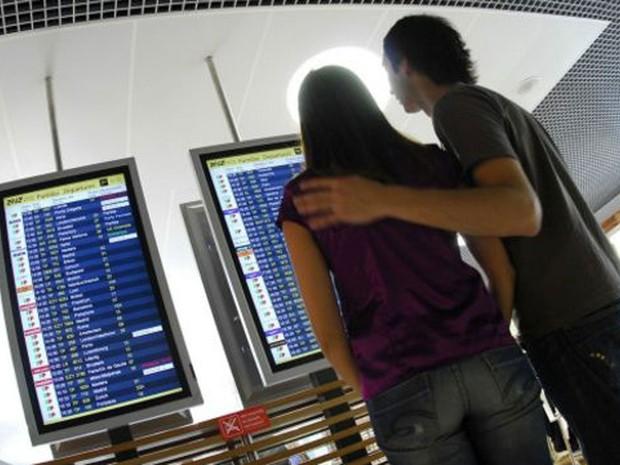 Em média, 110 mil pessoas em idade ativa deixam Portugal todos os anos (Foto: Aeroportos de Portugal)