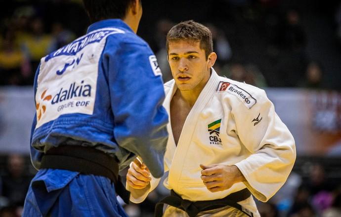 Victor Penalber Grand Slam de Judô Tóquio (Foto: Marcio Rodrigues)