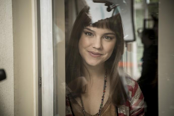 Alice Wegmann interpreta Isabela em 'A Lei do Amor' (Foto: Raphael Dias/Gshow)
