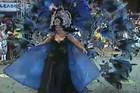 Globo de Cristal é campeã do carnaval de rua (Reprodução/RPC)