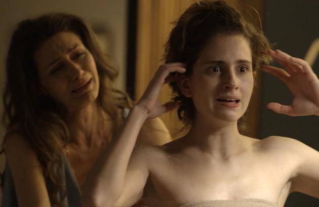 Maria Fernanda diz que Joyce 'viverá um luto': 'Sua filha Ivana vai desaparecer de uma hora para outra. O fracasso, a culpa, a impotência e a rejeição são sentimentos com os quais ela terá de lidar' (Foto: TV Globo)