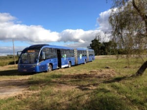 BioBalada terá capacidade para 150 pessoas (Foto: Patrik Cornelsen)