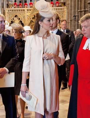 Kate Middleton (Foto: Agência Getty Images)