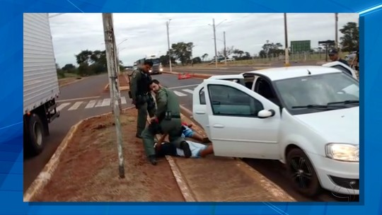 PRF resgata homem de sequestro ao parar veículo para fiscalização de rotina em MS