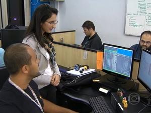 jh_sala de emprego (Foto: TV Globo)