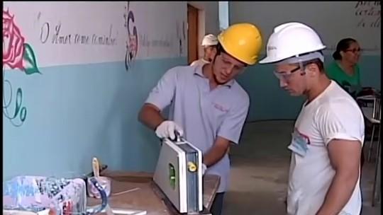 Recuperandos da APAC em Araxá fazem cursos de capacitação
