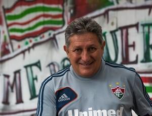 Romerito Fluminense (Foto: Bruno Haddad / Fluminense FC)