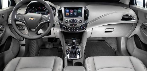 Chevrolet Cruze hatch (Foto: Leo Spósito/Autoesporte)