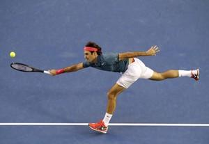 tênis roger federer rafael nadal aberto da austrália (Foto: EFE)