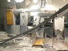 Bandidos explodem agência bancária em Lima Campos, MA