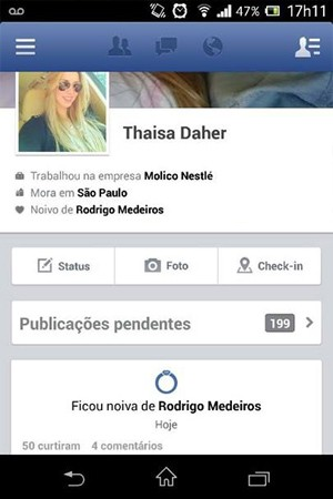 vôlei Thaisa Daher (Foto: Reprodução / Facebook)