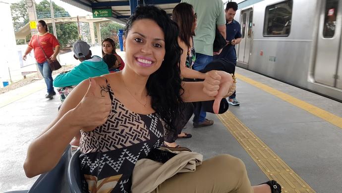 Amanda Ribeiro Deodoro (Foto: Cassius Leitão)