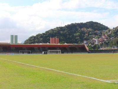 Estádio Espanha, Jabaquara (Foto: Cássio Lyra)