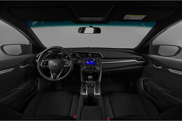 Honda Civic Sport 2017 (Foto: Honda)