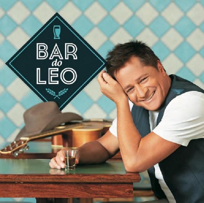 Bar do Leo é o novo disco de trabalho do músico (Foto: Arquivo Pessoal)