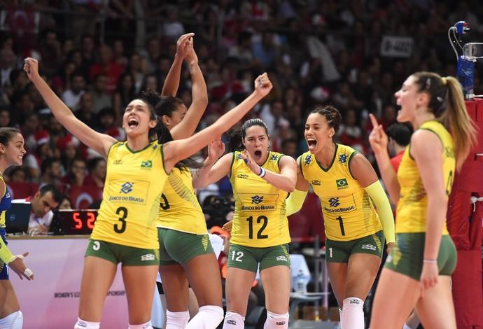 Brasil Mundial sub-23 (Foto: Divulgação / FIVB)
