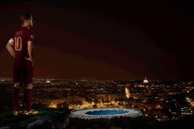 Totti (Foto: Divulgação)