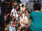 Após mudança de trajeto, prefeitura deixa revezamento de Tocha Olímpica