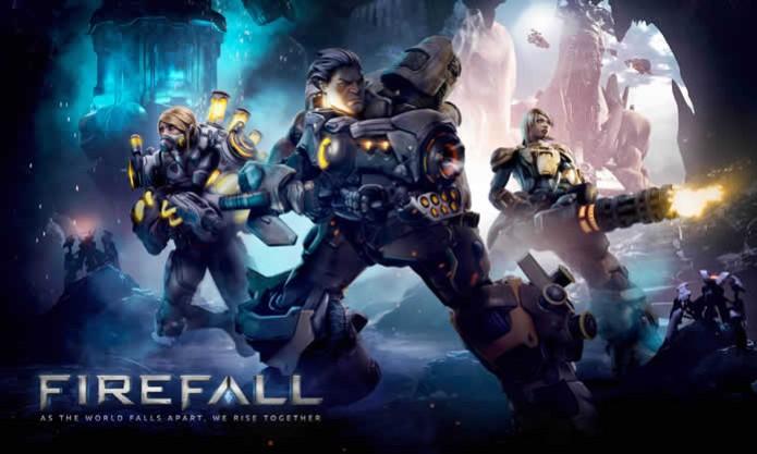 Em Firefall o jogador irá encontrar o planeta Terra devastado por catástrofes e invadido por alienígenas (Foto: Divulgação/Red 5 Studios) (Foto: Em Firefall o jogador irá encontrar o planeta Terra devastado por catástrofes e invadido por alienígenas (Foto: Divulgação/Red 5 Studios))