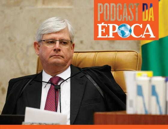 Podcast da semana (13/09/2017): O fim do mandato de Rodrigo Janot (Foto: Dida Sampaio/Estadão Conteúdo)