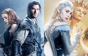 Charlize Theron e Chris Hemsworth voltam a se enfrentar em 'O Caçador e a Rainha do Gelo'