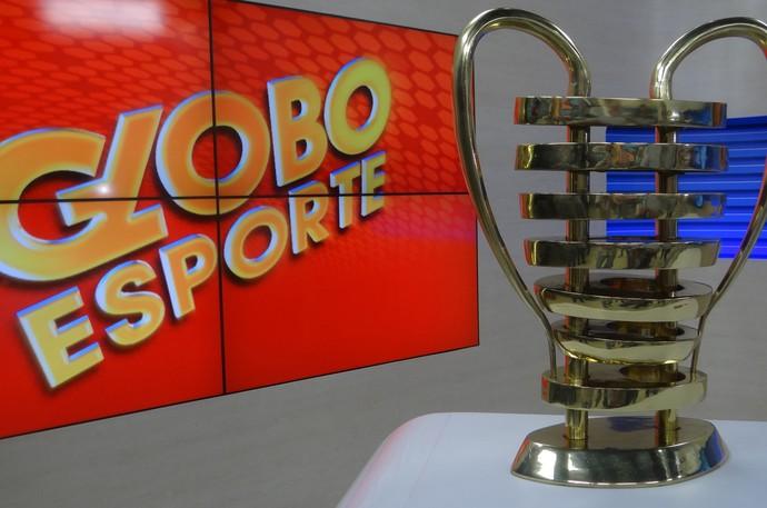 Taça da Copa do Nordeste (Foto: Leonardo Freire/GloboEsporte.com)
