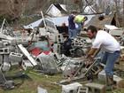 Tornados matam pelo menos dois nos EUA