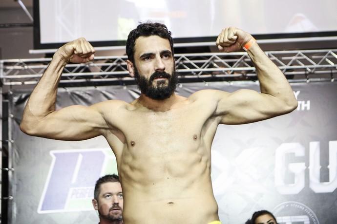 Alberto Uda MMA (Foto: Inovafoto)