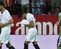 Sem Ganso, Sevilla vence o clássico com Betis e encosta no Real Madrid