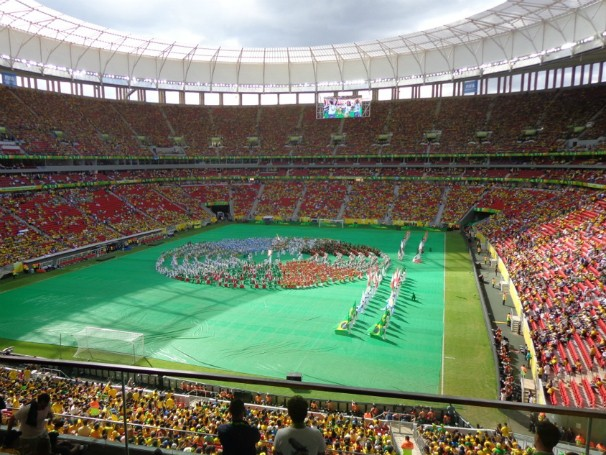 Globo Universidade - Gestão do Esporte - Estádio (Foto: Divulgação/Castro Mello Arquitetos)