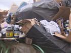 Remédios da rede pública dentro da validade são achados no lixo, no AP