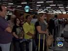 Paralisação de aeroviários afeta pousos e decolagens em Rio Preto