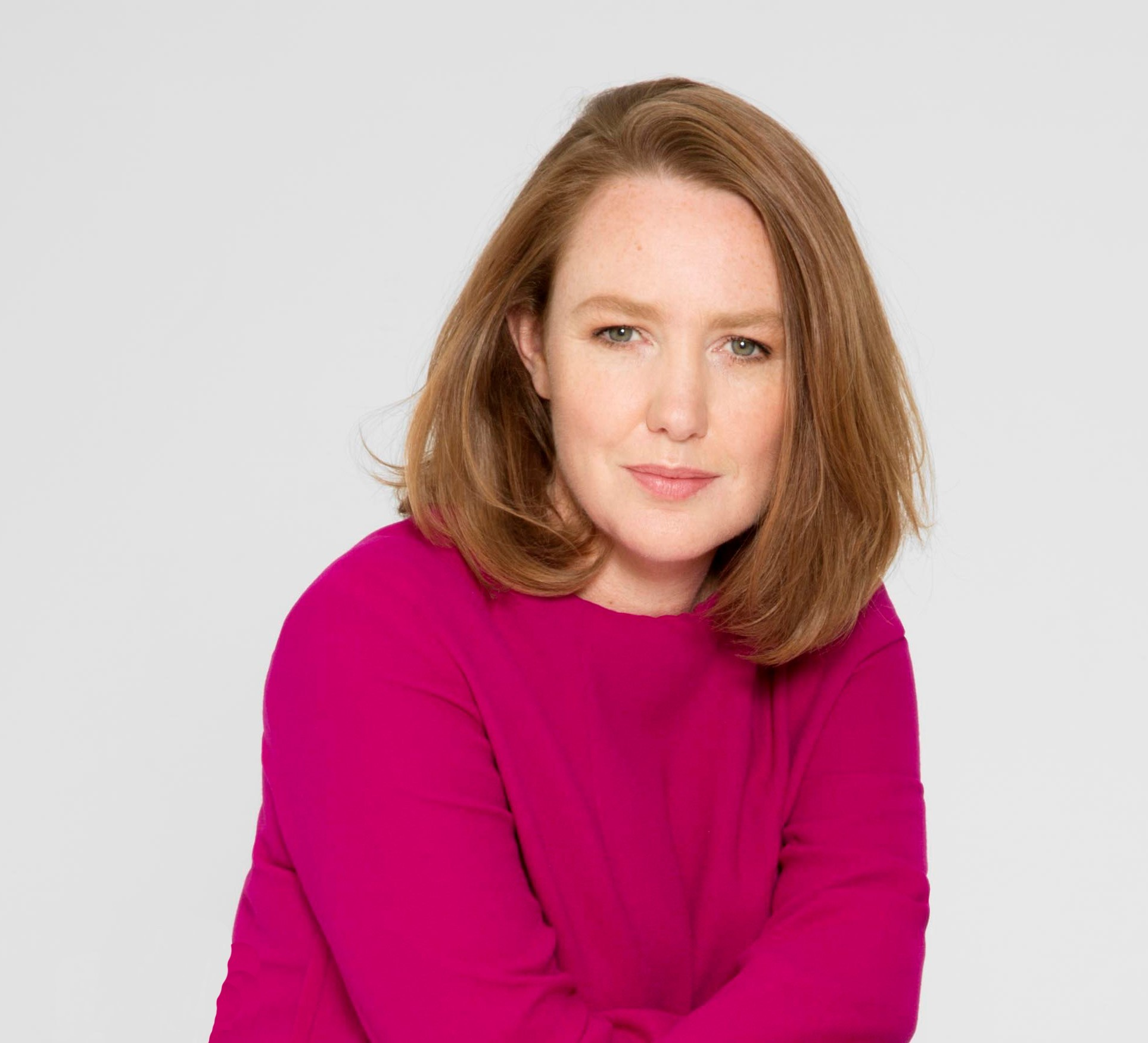 Paula Hawkins, autora de A Garota do Trem e Em Águas Sombrias (Foto: Alisa Connan)